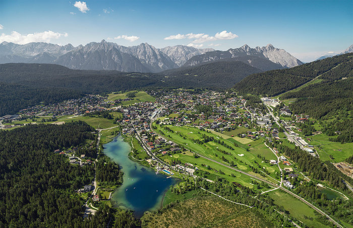 The best location in Olympiaregion Seefeld